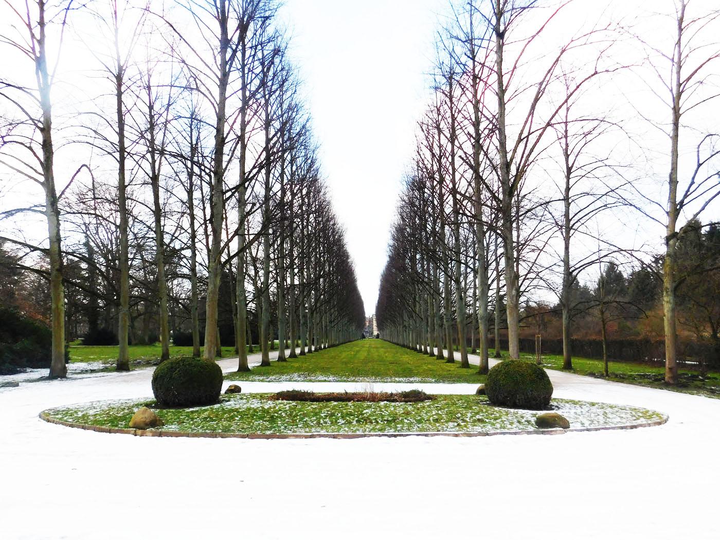 Französischer Garten Dein Celle