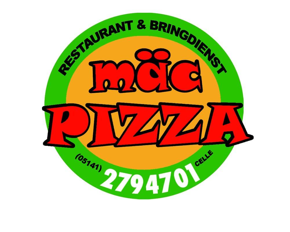 mäc pizza - Dein Celle